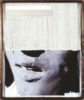 Rosemarie Trockel · Ohne Titel, 2005, Mixed Media, 67,5 x 57 x 3,8 cm, Courtesy Sprüth Magers, Berlin, London © ProLitteris