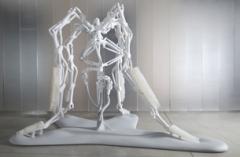 R&Sie(n) with Stephan Henrich, Une architecture des humeurs, 2010, Installation, Courtesy Le Laboratoire de Paris. Foto: Matthieu Kavyrchine