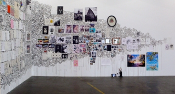 Beni Bischof · Ausstellungsansicht Kunst Halle Sankt Gallen, 2010