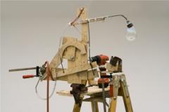 Ariel Schlesinger · Bubble Machine, 2006, Private Collection, Slovenia