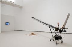 Johannes Vogel, Ohne Titel (Marmeladenbrotstreichmaschine), 2007
