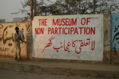 Karen Mirza/Brad Butler · The Museum of Non Participation, 2008/09, Videostill