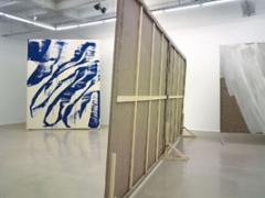Renée Levi · Ausstellungsansicht le Crédac, Ivry-sur-Seine, 2011. Foto: André Morin