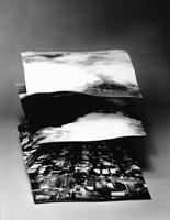 Taiyo Onorato & Nico Krebs · Papierlandschaft 4, 2010, Silver Gelatine Print, 67 x 53 cm