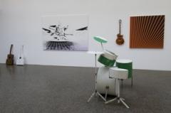 Ausstellungsansicht Echoes, 2011, CCSP. Foto: Marc Domage