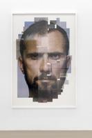 Hans Schabus · HAAANS, 2009, Collage, Druck auf Papier. Courtesy Kerstin Engholm Galerie, Wien. Foto: Blaise Adilon