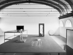 Bethan Huws · Black and White Animals, 2011, Ausstellungsansicht © ProLitteris. Courtesy Yvon Lambert, Paris/New York. Foto: André Morin