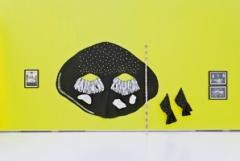 Geheimgesellschaften · 2011, Ausstellungsansicht, Schirn Kunsthalle Frankfurt/M. Foto: Norbert Miguletz