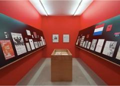 Europunk · 1976-1980, Ausstellungsansicht, Mamco