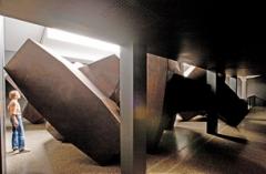Les éléments, 2011, Ausstellungsansicht Centre culturel suisse, Paris. Foto: Marc Domage