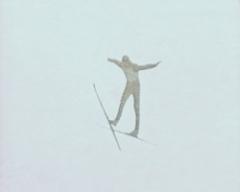 Nives Widauer · Balanced, 2003, Videostill