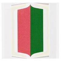Susanne Roth · Ohne Titel, 2010, Papier, 18,2 x 18,6 cm