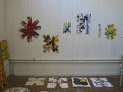 Urs Frei · Atelieraufnahme, 2011