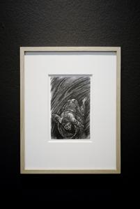 Fritz Eichenberg, A Descent Into the Maelström (1943) Gravure sur bois
