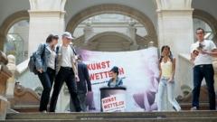 Kunstwette, 2010, Agent Double, Genf. Foto: Emma Nilsson