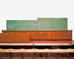 Philipp Goldbach · Humboldt-Universität zu Berlin, Hauptgebäude, 2009, C-Print/Diasec, 125 x 156,3 cm © ProLitteris
