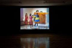 Michael Snow · SSHTOORRTY, 2012, Ausstellungsansicht Secession. Foto: Wolfgang Thaler