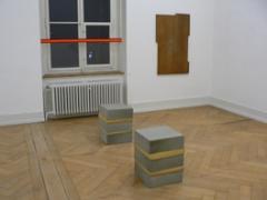 Giro Annen · Sitz-Skulptur, 1986; Beat Feller: o.T.; Lukas Veraguth, 12'230, 2012