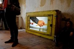 Theaster Gates · 12 Ballads for the Huguenot House, 2012. Ein Labor für Musikveranstaltungen, Performances, Installationen und Diskussionen im Hugenottenhaus.