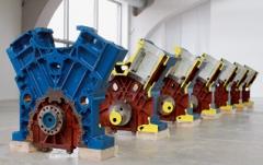 Simon Starling · Trois cent cinquante kilogrammes par mètre carré (Ecole diesel SACM MGO), 2012, Installation, Courtesy The Modern Institute, Glasgow. Foto: La Kunsthalle Mulhouse