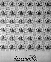 Rosemarie Trockel · Freude, 1988 Wolle, 210 x 175 cm, Ex. 1/3 © ProLitteris