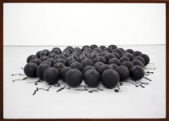 Barbara Müller · Balloons Aren't Known for Speed›, 2011, 2 C-Prints, gerahmt, 70 x 55 cm
