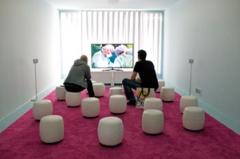 Entscheiden, 2012, Ausstellungsansicht, Stapferhaus. Foto: Anita Affentranger