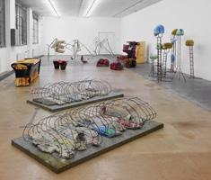 Anita Molinero · Prequel, 2012, Ausstellungsansicht
