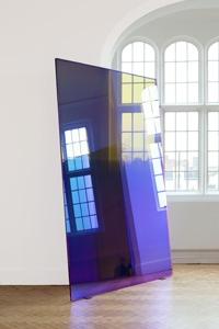 Subtraktion als Addition Mehrfach beschichtetes Glas, 2012