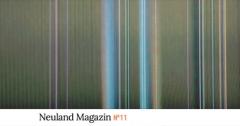 Neuland, bewegte Covers: Bianca Dugaro · RGB, 2012, defekter Computer-Bildschirm (11);
