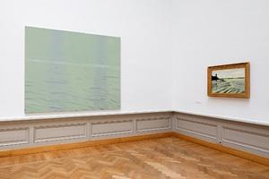Alex Katz & Felix Vallotton · Ausstellungsansicht Musée cantonale des Beaux-Arts, 2013 ©ProLitteris
