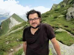 Giovanni Carmine, curatore del Padiglione della Svizzera alla 55. Biennale d'Arte di Venezia