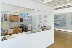 Rolf Winnewisser · «WIWI.R. 2013». Blick in die Ausstellung. Bild: ©René Rötheli