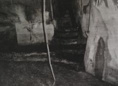 Dove Allouche · Déversoirs d'orage 4, 2009 Héliogravure, Tinte auf Papier, Edition, 60x50cm, Courtesy Gaudel de Stampa