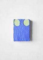 Bret Slater · Grandma take me home, 2013, Acryl auf Leinwand, 18,4x13,3x3,3cm. Courtesy Annex 14 und Elaine Lévy Project