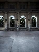 Gabriela Gerber und Lukas Bardill · Dornröschen, 2013, 7-Kanal-Videoinstallation, Courtesy Kunstraum Dornbirn, A und Galerie Luciano Fasciati, Chur ©ProLitteris