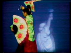 Nam June Paik · Global Groove, 1973, Standbild, Musée cantonal des Beaux-Arts, Ankauf 2013, Courtesy Studio Nam June Paik and Electronic Arts Intermix, New York
