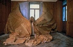 Heidi Bucher · Historische Aufnahme, Courtesy CCSP