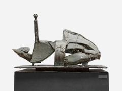 Marino Marini · Il Grido, 1962, Bronze, 76,8x125x66,5cm, Fondazione Marino Marini, Pistoia ©ProLitteris. Foto: Mauro Magliani