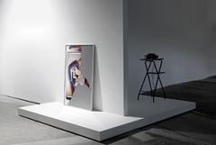 David Maljković Display for Lost Pavillion, 2013, Installationsansicht St.Gallen. Foto: Stefan Rohner