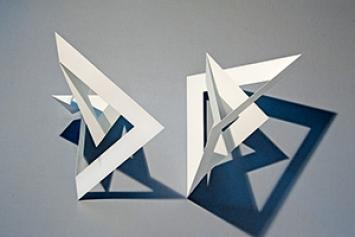 Daniel Chiquet · Adiakritos, 2010, Ausschnitt