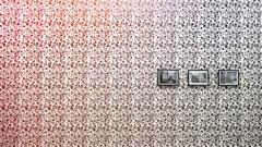 collectif_fact · Ausstellungsansicht, 2014, Centre culturel suisse, Paris