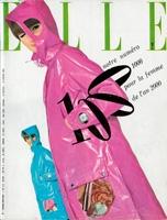 Peter Knapp · Cover der Elle, Nr. 1000, 1965. Foto: Bruno Jarret