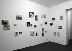Sara-Lena Maierhofer, ‹Dear Clark›, LAGE EGAL, Raum für aktuelle Kunst, Berlin, 2012. Foto: Sara-Lena Maierhofer