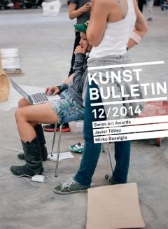 Swiss Art Awards/BAK, 2014. Foto: Guadalupe Ruiz