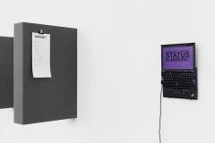 !Mediengruppe Bitnik · Random Darknet Shopper, 2014 (Detail). Foto: Gunnar Meier