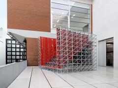 Theater Objects, 2014, Ausstellungsansicht, gta und LUMA Stiftung. Foto: Stefan Altenburger