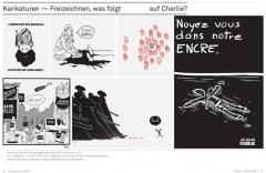 Jesuischarlieaussi, Zeichnungsblog französischer Kunstschulen, 2015.