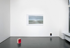 Koka Ramishvili · ‹Aeroland›, Galerie Laurence Bernard, Genf (Ausstellungsansicht).