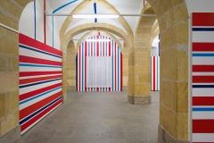Karim Noureldin · Keliuaisikiqs, 2015, Ausstellungsansichten CACY. Foto: Claude Cortinovis ©Pro Litteris